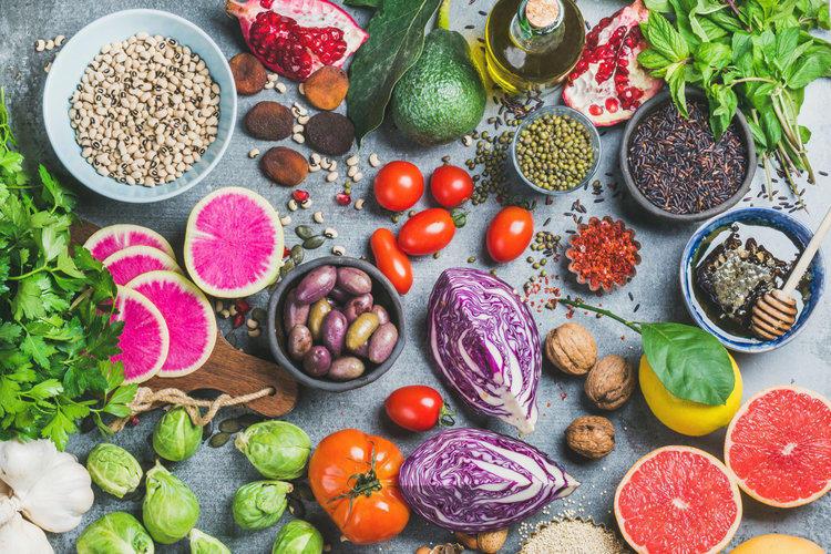 A rendszer a megfelelő táplálkozás nem szigorú menü